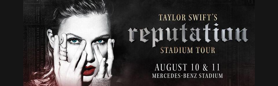 Taylor Swift concert in Atlanta April 10-11th!