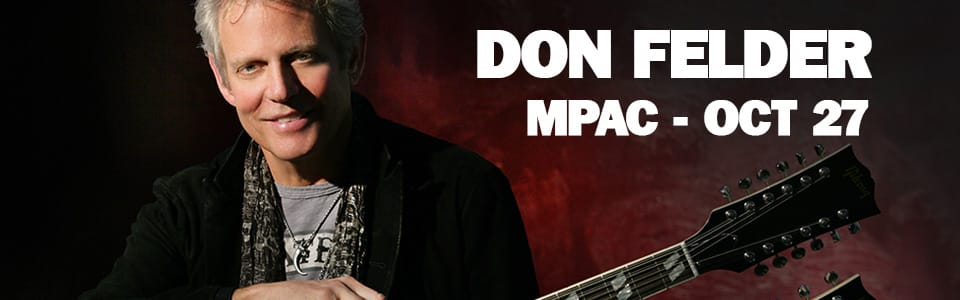 Don Felder at the MPAC on October 27
