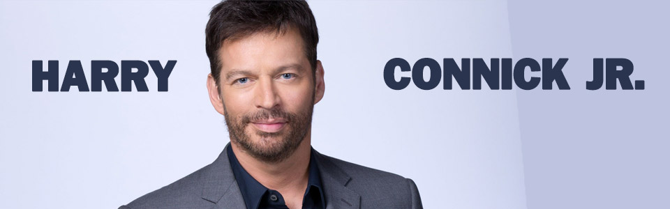 Harry Connick Jr. at the MPAC on December 13th